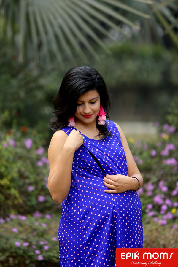 Tender Heart Maternity and Nursing Kurta