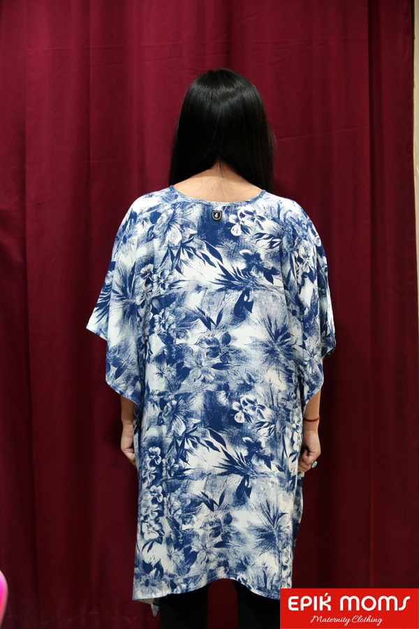 Love In A Mist Maternity & NURSING KAFTAN