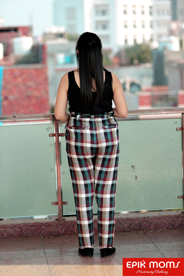 Chromatic Maternity Pants